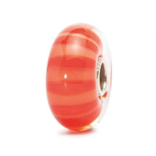 Red Stripe retired Trollbeads TGLBE-10320